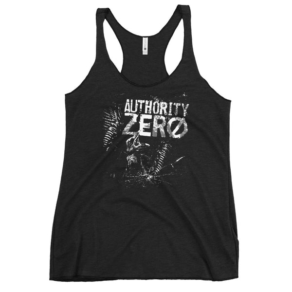 Authority Zero - Stories of Survival Women's Racerback Tank