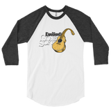 The Expendables - Gone Soft 3/4 sleeve raglan shirt