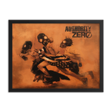 Authority Zero - Andiamo Framed photo paper poster
