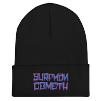 The Expendables - Surfman Cometh Cuffed Beanie
