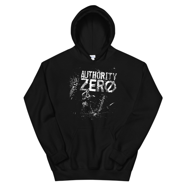 Authority Zero - Stories of Survival Unisex Hoodie