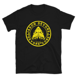 Jason DeVore - DeVore Core Yellow Logo Short-Sleeve Unisex T-Shirt