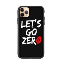 Authority Zero - Let's Go Zero Biodegradable phone case
