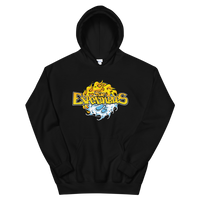 The Expendables - Circle Fire Water Unisex Hoodie