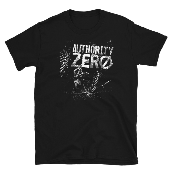 Authority Zero - Stories of Survival Short-Sleeve Unisex T-Shirt