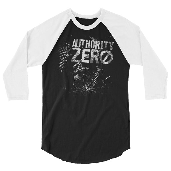 Authority Zero - Stories of Survival 3/4 sleeve raglan shirt