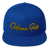 California Roots - Flat Bill Cap