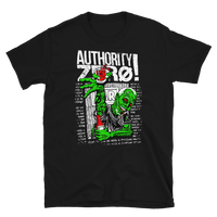 Authority Zero - Zombie Short-Sleeve Unisex T-Shirt