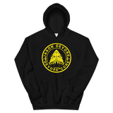 Jason DeVore - DeVore Core Yellow Shark Logo Unisex Hoodie