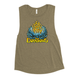 The Expendables - Lotus Ladies' Muscle Tank