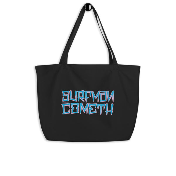 The Expendables - Surfman Cometh Large organic tote bag