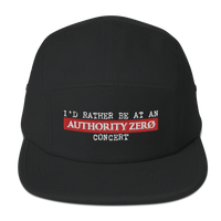 Authority Zero - I'D Rather 5 Panel Camper
