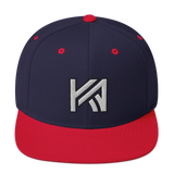 Kyle Ahern - Embroidered Snapback Hat