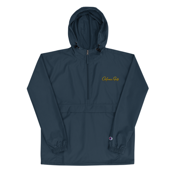 California Roots - Embroidered Champion Packable Jacket