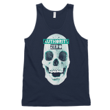 Authority Zero - Skull Classic tank top (unisex)
