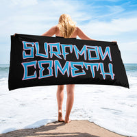 The Expendables - Surfman Cometh Towel