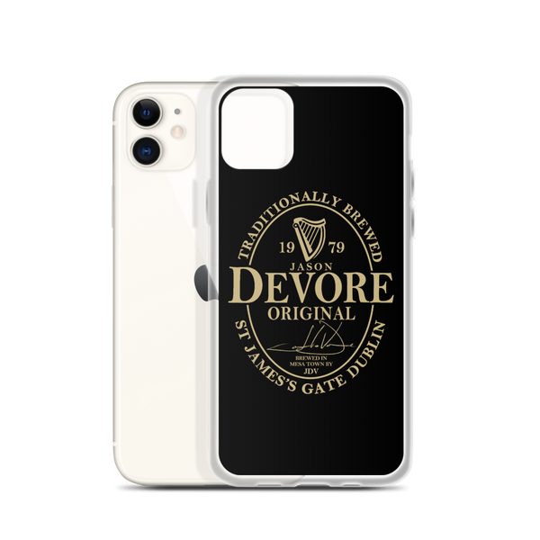 Jason DeVore - iPhone Case