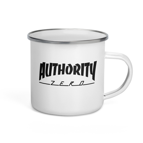 Authority Zero - Skate Enamel Mug