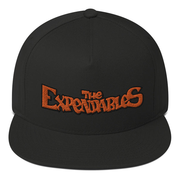The Expendables - Flat Bill Cap