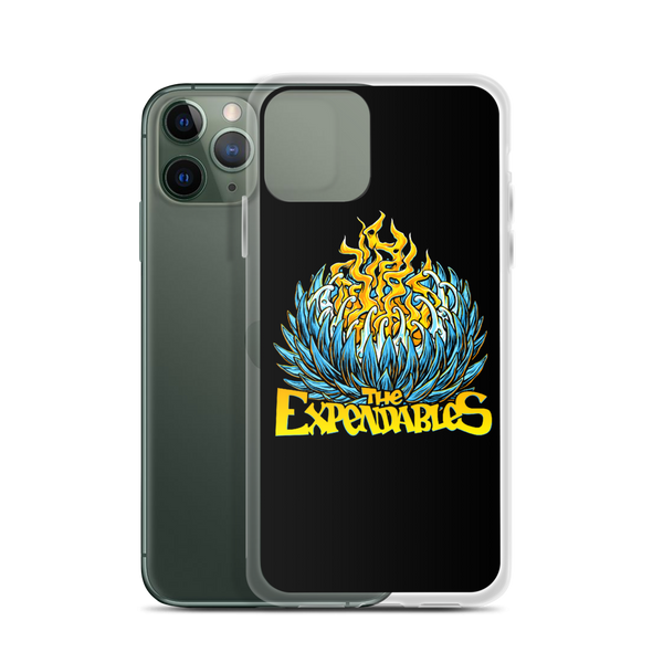The Expendables - Lotus iPhone Case