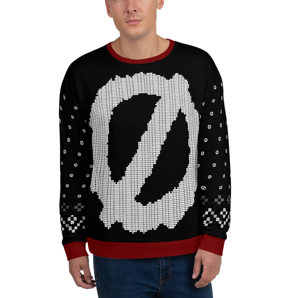 Authority Zero - Holiday Unisex Sweatshirt