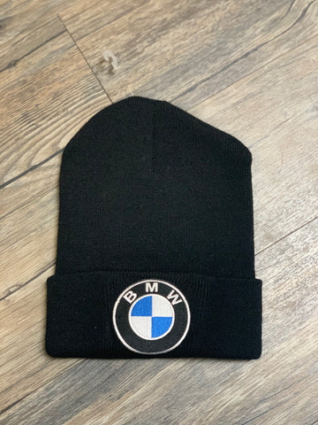 Black BMW Skully