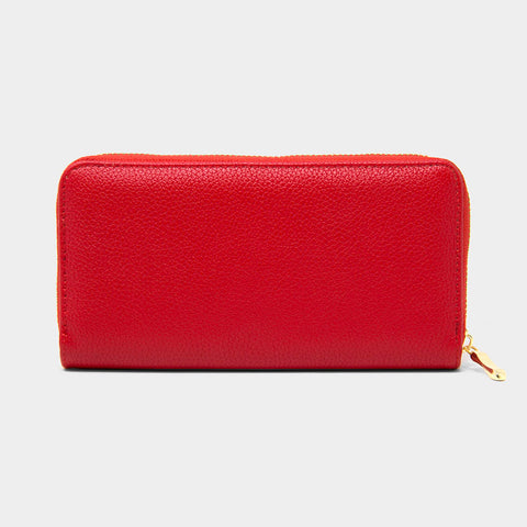 Everyday Long Wallet (Red)