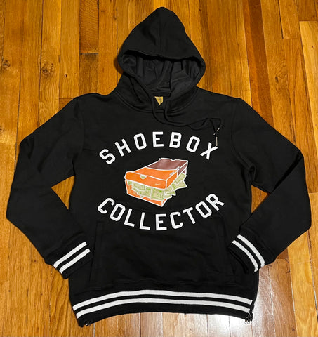 Vault Black/White ShoeBox Collector Hoody