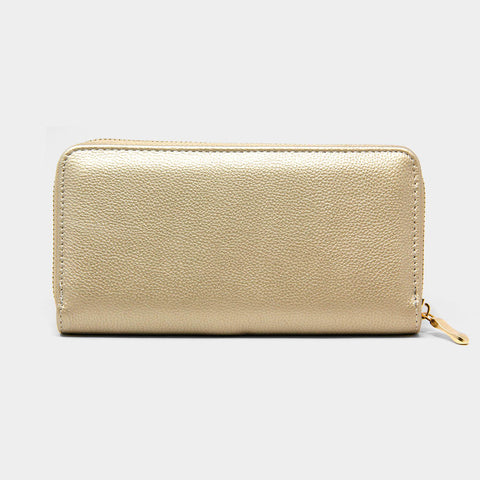 Everyday Long Wallet (Gold)