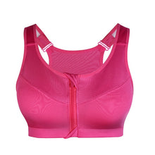 Load image into Gallery viewer, Plus Size Sports Bra XL-5XL
