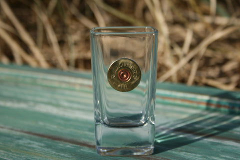 12 Gauge Shotgun Shot Glass