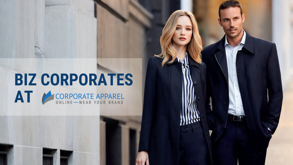 Men and Women Biz Corporates at Corporate Apparel Online