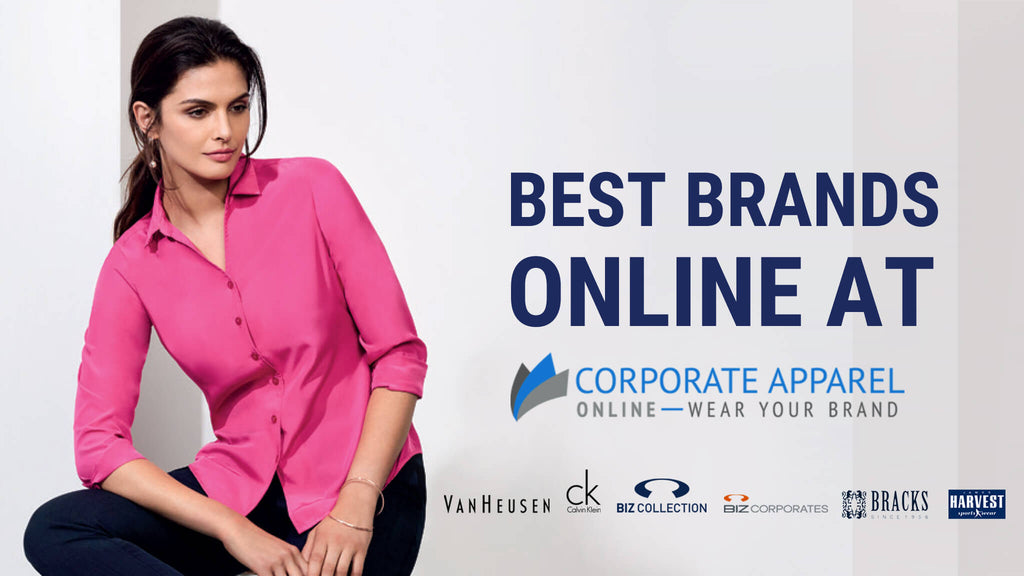 Shop Best and top brands online at Corporate Apparel Online