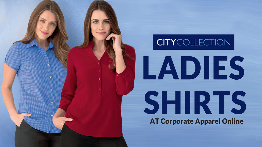 City Collection Ladies Shirts at Corporate Apparel Online