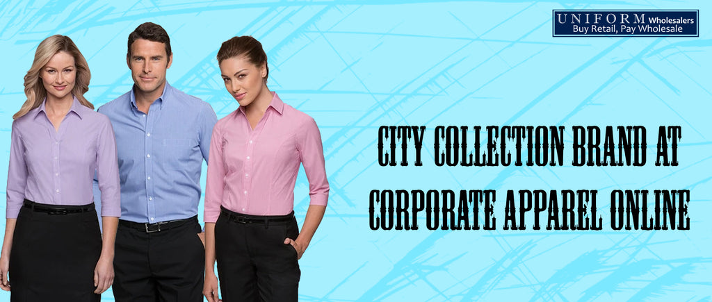 City Collection brand at Corporate Apparel Online
