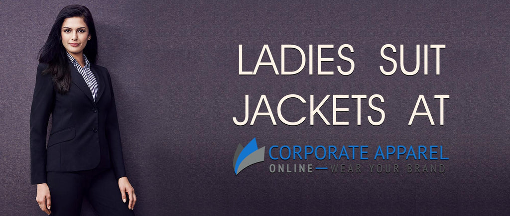 Ladies Suit Jackets at Corporate Apparel Online