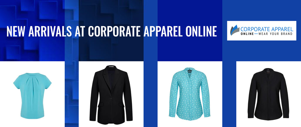 New Arrivals at Corporate Apparel Online