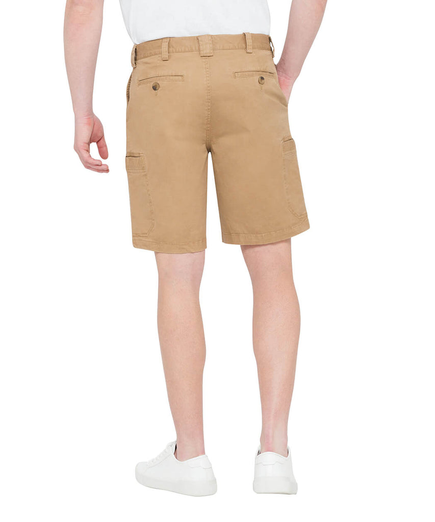 Bracks 98% Cotton Hidden Pocket Cargo Short (TIMBA522)
