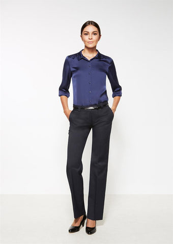 Biz Corporates-Biz Corporates Hipster Fit Pant--Corporate Apparel Online - 1