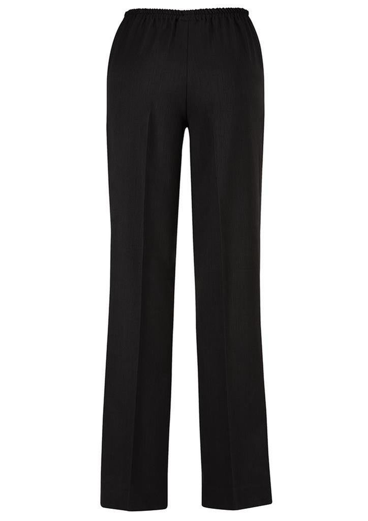 Biz Corporates-Biz Corporates Easy Fit Waist Pant - Straight Leg--Corporate Apparel Online - 3
