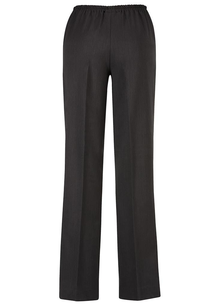 Biz Corporates-Biz Corporates Easy Fit Waist Pant - Straight Leg--Corporate Apparel Online - 5