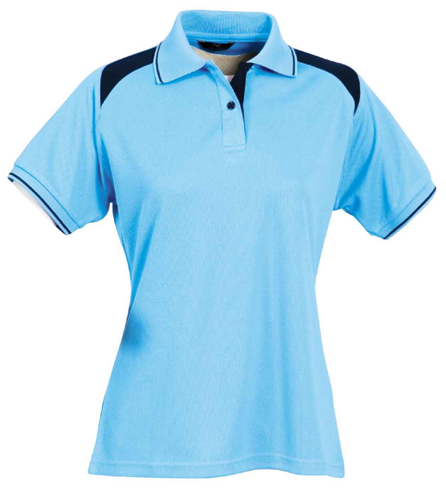 Stencil Ladies' Club Cool Dry Polo (1023)