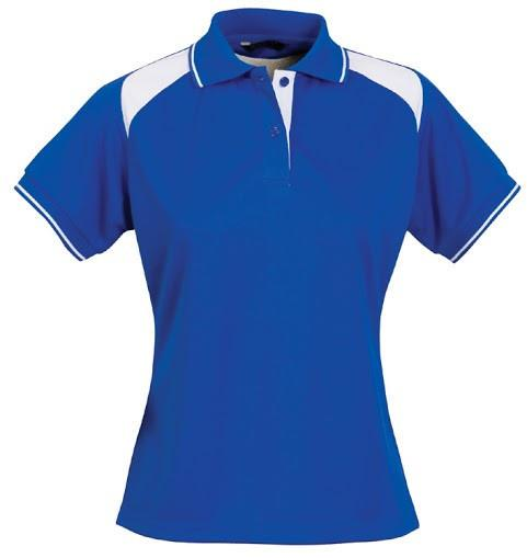Stencil-Stencil Ladies' Club Cool Dry Polo--Uniform Wholesalers - 9