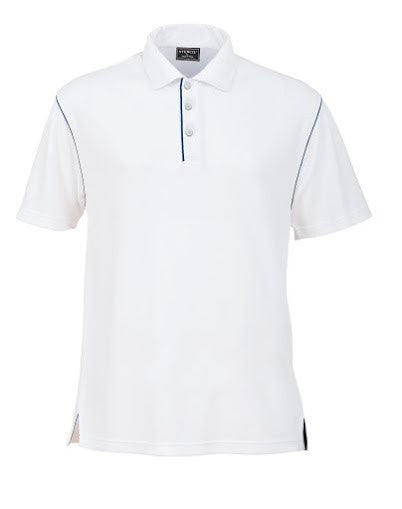 Stencil Men's Bio-Weave Polo