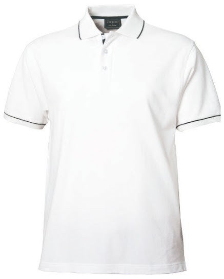 Stencil Men's Centennial Polo