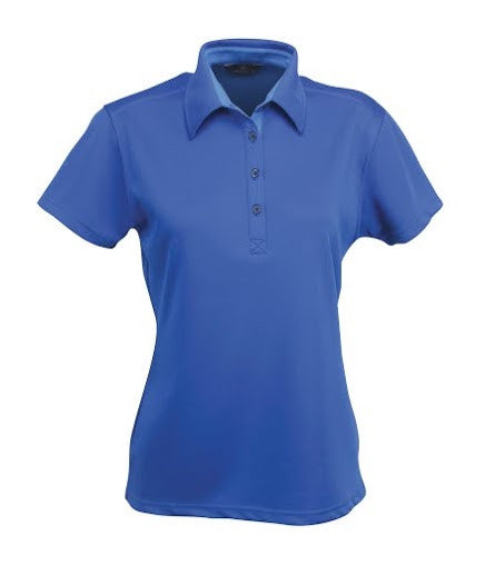 Stencil-Stencil Ladies' Argent Polo-Ocean blue ( indent colours ) / 8-Corporate Apparel Online - 8