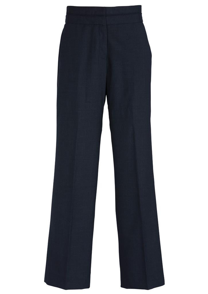 Biz Corporates Mid Rise Piped Band Pant