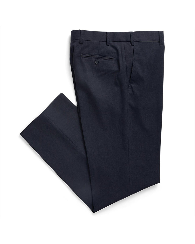 Gloweave-Gloweave Men's Flat Front Pant-Navy / 77-Corporate Apparel Online - 4