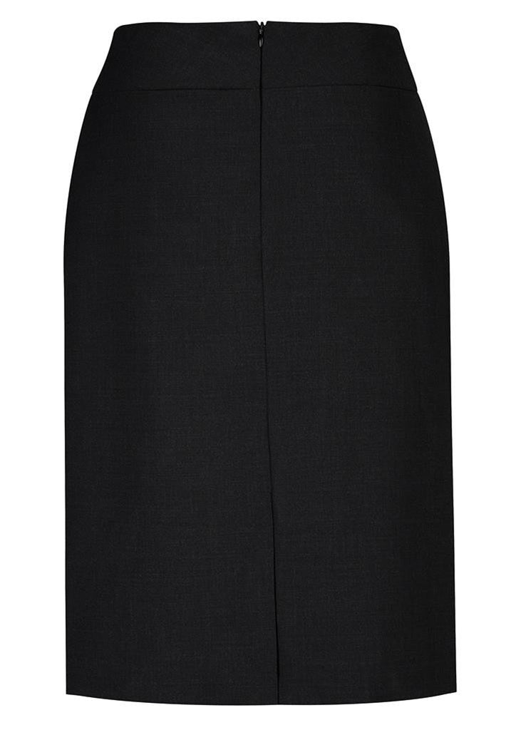 Biz Corporates-Biz Corporates Ladies Relaxed Fit Lined Skirt--Corporate Apparel Online - 3