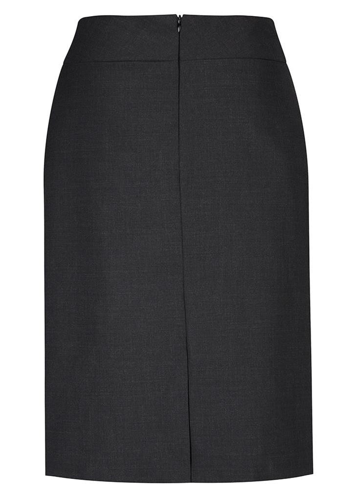 Biz Corporates-Biz Corporates Ladies Relaxed Fit Lined Skirt--Corporate Apparel Online - 5